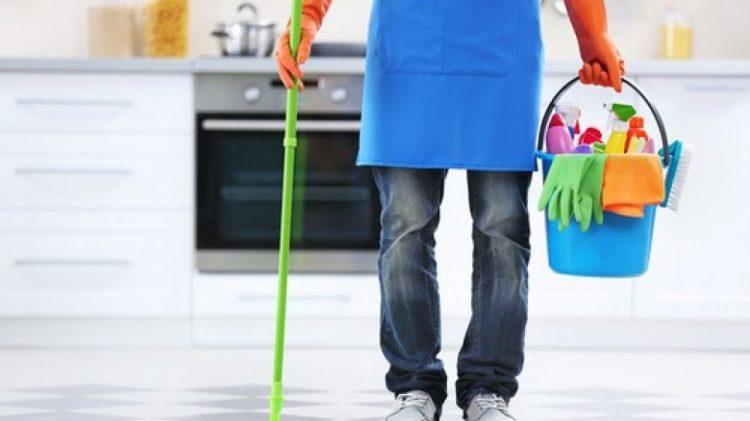 Ilustrasi Peralatan Kebersihan