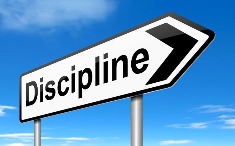 Menerapkan disiplin dalam diri, Sumber: edukasi.okezone.com